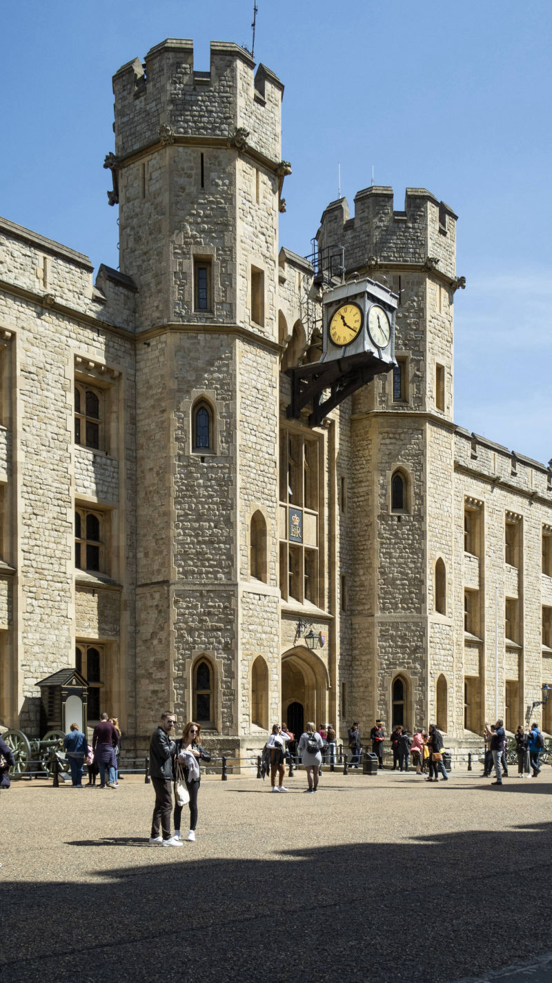 Home of the Crown Jewels